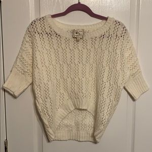 Lady's S/S Sweater by Pink Rose sz Small